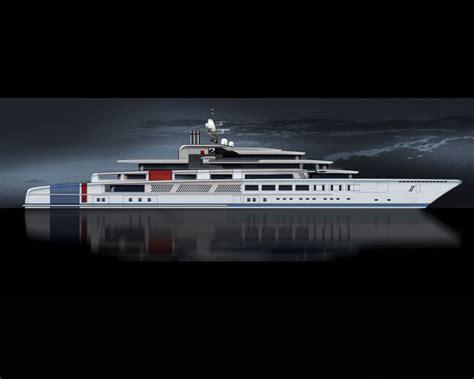 yacht boat heal 135m expedition superyacht ken freivokh design sailing