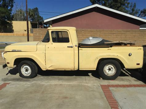 f150 short bed 1957 ford f150 short bed