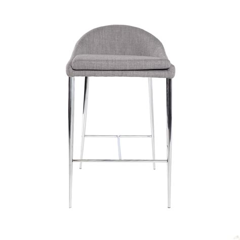 grey counter height bar stools bar stools counter height grey fabric istage homes