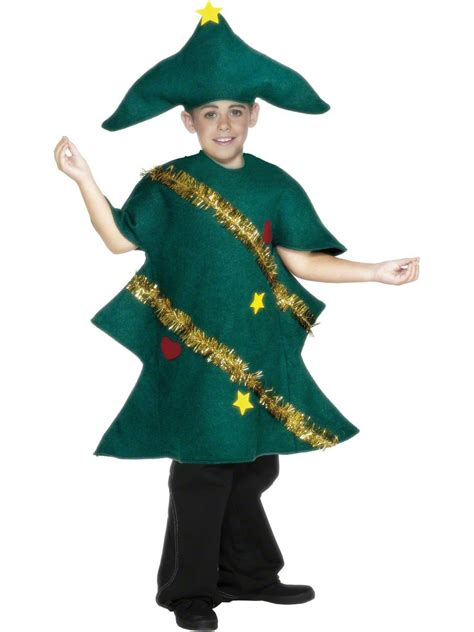 child christmas tree childrens costume 28264 fancy