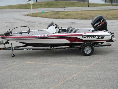 nitro sport boats for sale craigslist nitro new and used boats for sale in ia