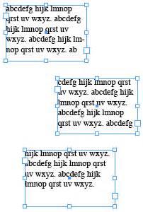 come sconcatenare il testo indesign macitynet it