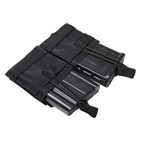 Pch Magazines - ar10 m1a fal 308 dual magazine pouch black