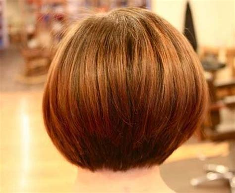 back pictures of a line bob hair cut graduated bob haircut pictures short hairstyles 2017