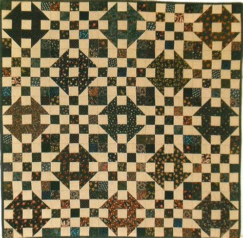 checkerboard churn dash quilt pattern sp 105 advanced