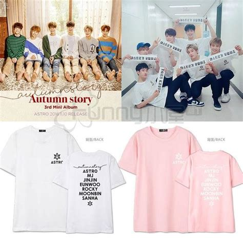 Hoodie Bts No Era Diskon astro autumn story t shirts idols fashion