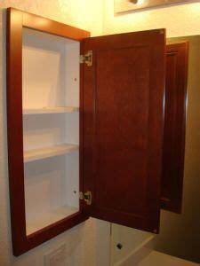 mirrorless medicine cabinets recessed medicine cabinet on pinterest medicine cabinets