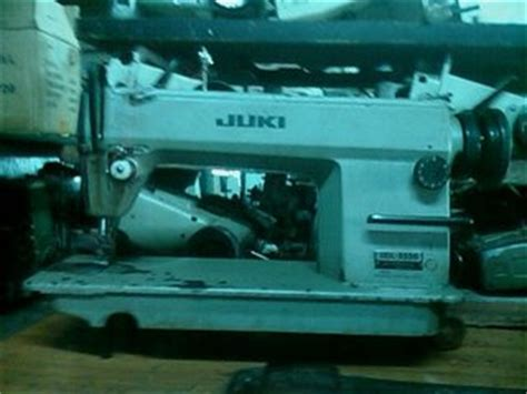 Mesin Overdeck Juki mesin jahit bekas