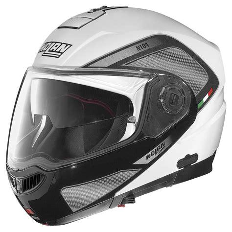 Helm Nolan Helmet nolan n104 evo tech helmet revzilla