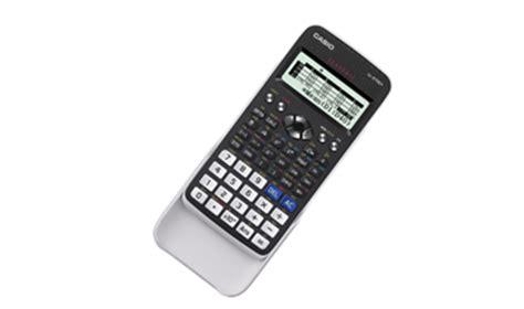 fx  classwiz models products casio wew