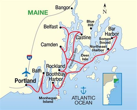 map of maine coast maine coast and harbors cruise map vacation spots we travel and dishes