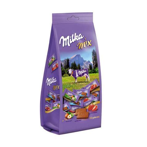 Milka Bag 2 In 1 Milka Mix Napolitains Bag 380g