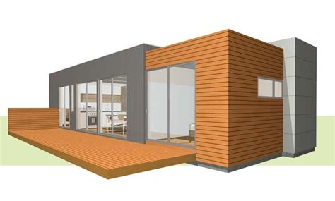 modern prefab guest house piecehomes modular modern homes by davis studio architecture design golden