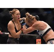 Ronda Rousey Predicted Her Knockout In An Interview With