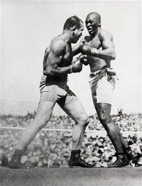 Jim Crow Photo: Jack Johnson, Boxer
