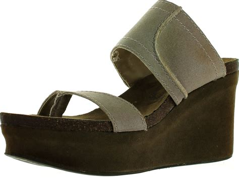 otbt wedge sandals otbt womens brookfield fashion wedge sandals ebay