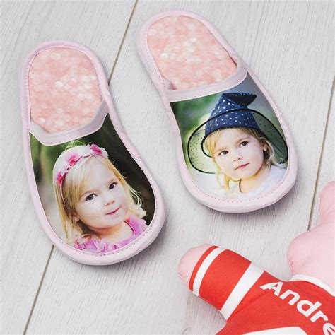 design your own slippers personalised slippers design your own slippers