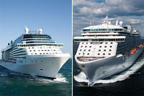 princess x cruises celebrity cruises vs princess cruises cruise critic