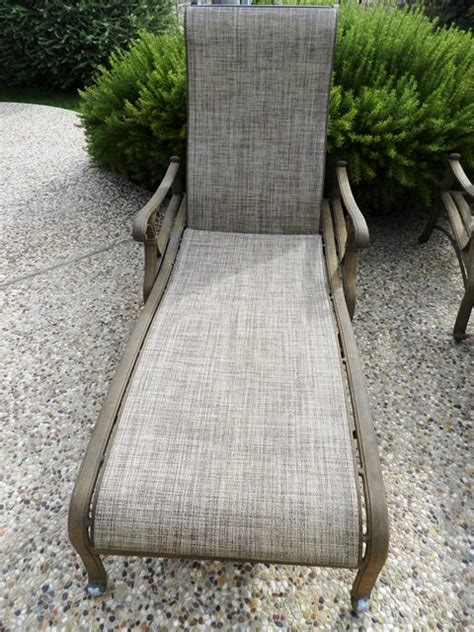 Patio Chair Fabric Replacement Patio Sling Fabric Replacement Ft 111 Chesterfield Textilene 174 Wicker