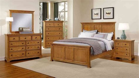 Complete Bedroom Set by White Oak Bedroom Furniture Raya Furniture