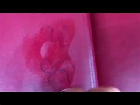 how to get ink off of a leather couch remove ink off leather and vinyl in seconds youtube