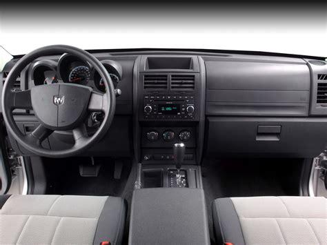 Dodge Nitro 2007 Interior by 2007 Dodge Nitro Cockpit Interior Photo Automotive