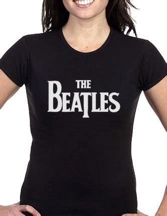 The Beatles Tshirt the beatles t shirt band classic liverpool womens ebay