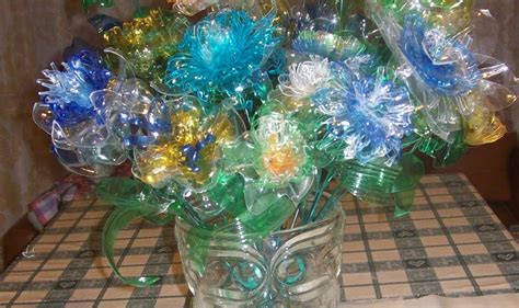fiori con bottiglie ideedinonnalaura fiori con bottiglie di plastica