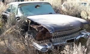 59 Cadillac Parts 1959 Cadillac Series 62 4 Door Six Window Hardtop For Sale