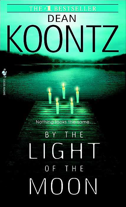 By The Light Of The Moon dean koontz by the light of the moon review horror novel reviews