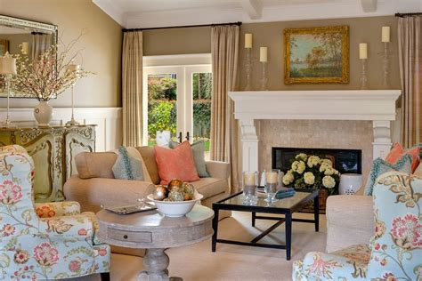 Coral living room ideas living room contemporary with