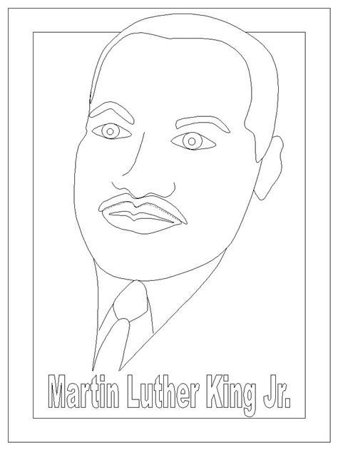 martin luther king coloring pages preschool 96 best images about martin luther king jr preschool on