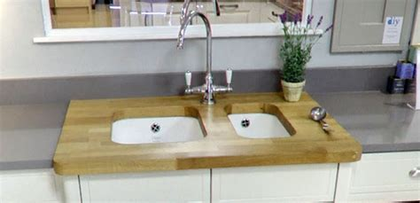 wooden drainer for belfast sink can i use a belfast sink with a laminate worktop diy