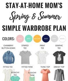 my all seasons capsule wardrobe summer 2015 nursing