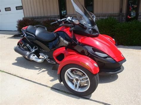 rubber sts orlando 2014 can am spyder st limited cruiser for sale on 2040 motos