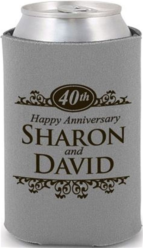 Wedding Anniversary Koozies by 1000 Images About Can Koozies On Wedding
