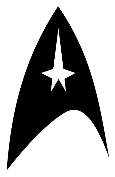 printable star trek logo star trek wikipedia