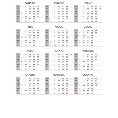 calendar data grids