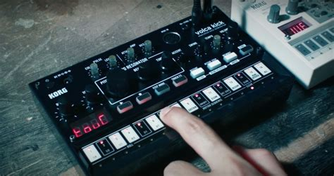 korg volca beats swing the best hardware synths drum machines and fx to buy for