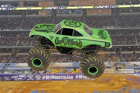 monster truck show dallas gas monkey garage 174 to debut in 2016 monster jam