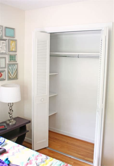 Painting Closets by To Color Or Not Painting A Closet White
