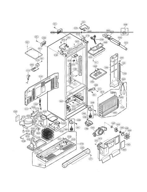 kenmore refrigerator 106 schematic diagram get free