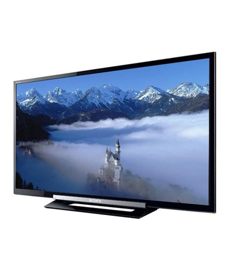 Sony Bravia Led Tv 32 Inch Klv 32r402a Black sony bravia klv 32r402a 80 cm 32 direct led television