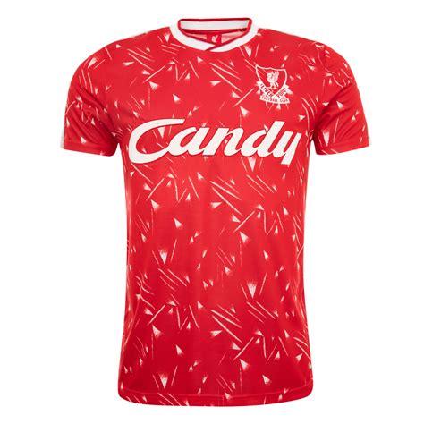 Sweater Baseball Liverpool Kancing signed liverpool fc 89 91 home shirt ian 9 uk