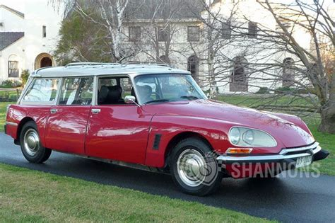 Citroen Wagon by Sold Citroen Ds 23 Safari Wagon Auctions Lot 35 Shannons