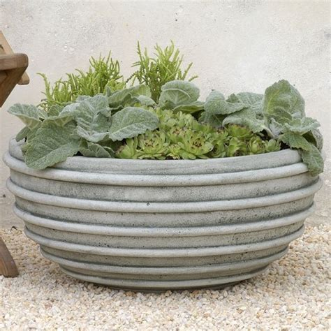 tuscon large planter contemporary outdoor pots and