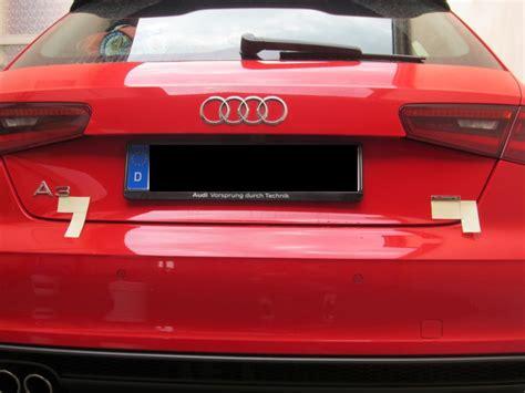 Audi Quattro Aufkleber Anbringen by Quattro Emblem Nachr 252 Sten Audi A3 8v Karosserie Und