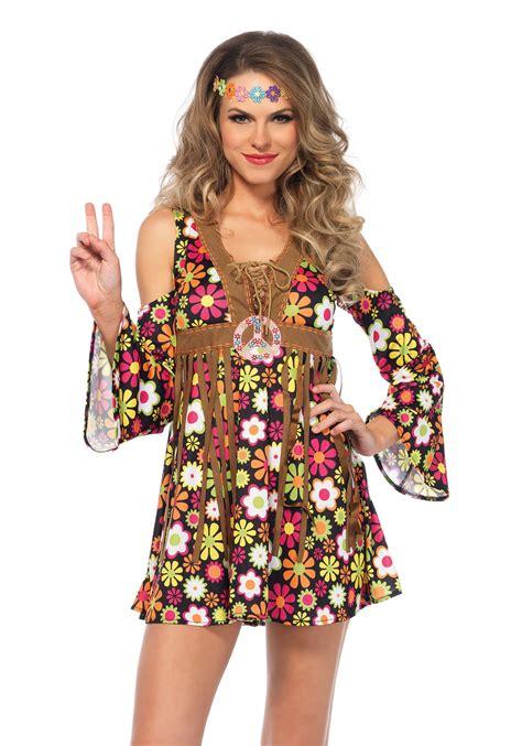s starflower hippie costume