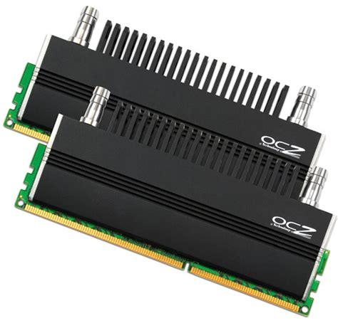 Ram Ocz ocz technology intros world s fastest high density 4gb ddr3 ram modules hothardware