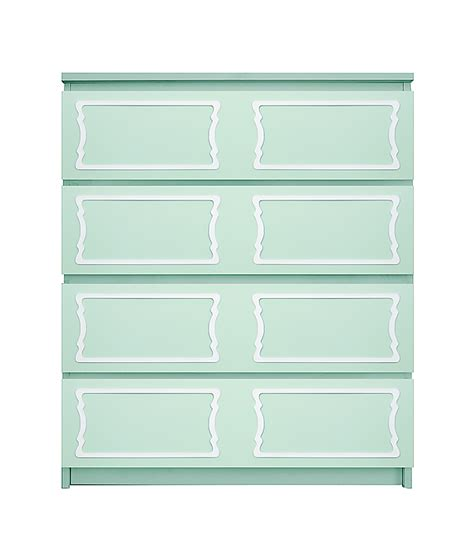 Malm 4 Drawer by O Verlays For Kit For Malm 4 Drawer Chest